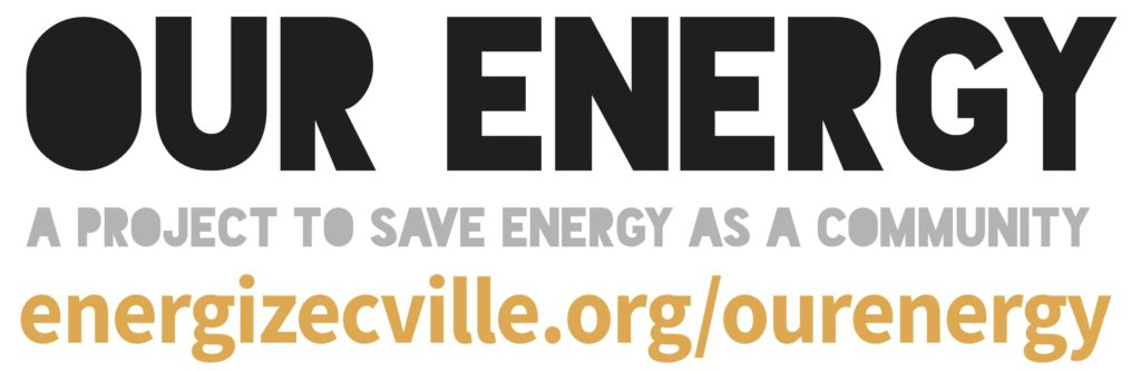 Banner Image (like a logo) for the Our Energy Project